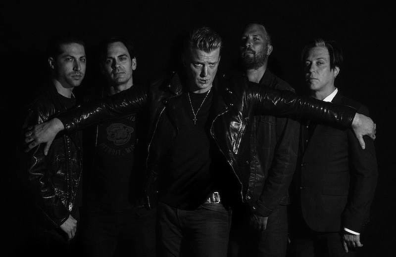 QUEENS OF THE STONE AGE: LIVE ITUNES FESTIVAL